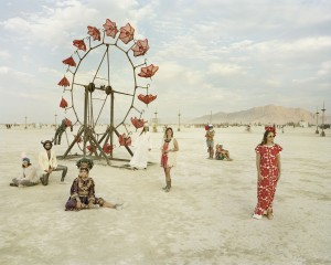 manso, the burning man